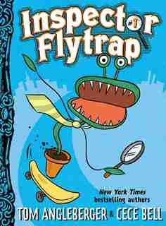 Inspector Flytrap (book #1) by Tom Angleberger