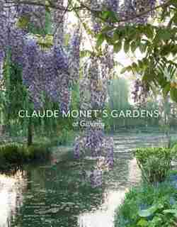 Claude Monet's Gardens At Giverny by Dominique Lobstein