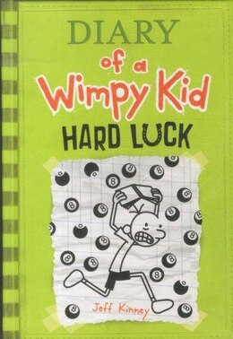 Book Diary Of A Wimpy Kid # 8: Hard Luck: Hard Luck by Jeff Kinney