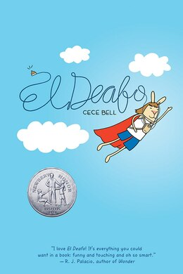 Book El Deafo by Cece Bell