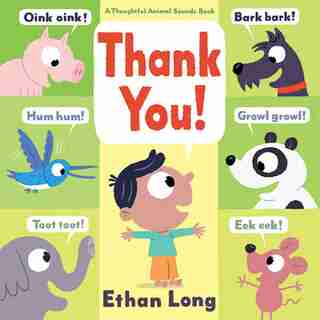 Thank You! by Ethan Long
