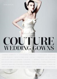 Couture Wedding Gowns by Marie Bariller