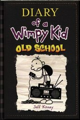Diary of a wimpy kid books and shop chaptersdigo old school diary of a wimpy kid 10 old school solutioingenieria Gallery
