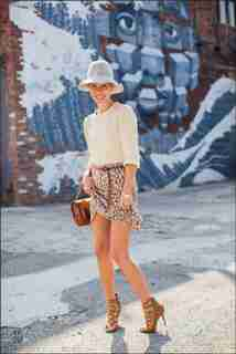 Brooklyn Street Style: The No-rules Guide To Fashion by Shawn Dahl