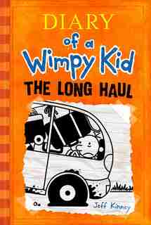 The Long Haul (diary Of A Wimpy Kid #9 Indigo Signed Copies) by Jeff Kinney