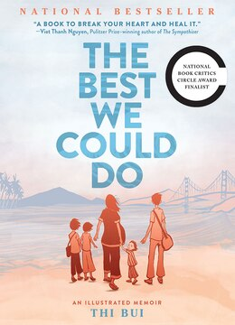 Book The Best We Could Do: An Illustrated Memoir by Thi Bui
