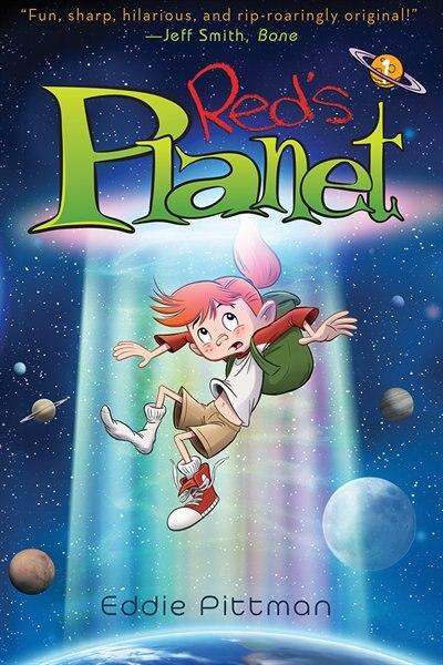 Red's Planet: Book 1 by Eddie Pittman