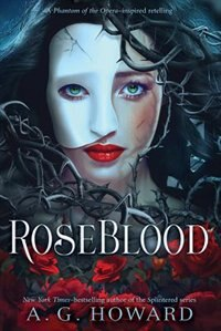 Book Roseblood by A. G. Howard