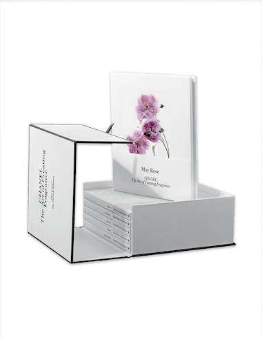Chanel: The Art Of Creating Fragrance: Flowers Of The French Riviera by Lionel Paillès