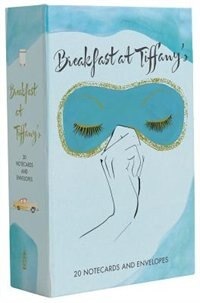 Breakfast At Tiffany's Notecards by Abrams Noterie