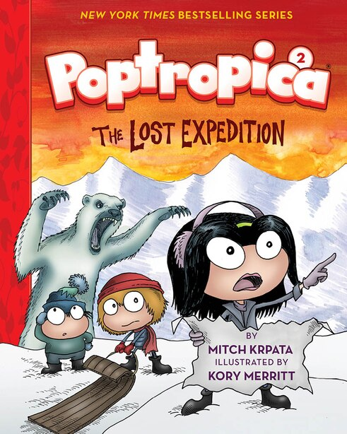 Poptropica: Book 2: The Lost Expedition by Mitch Krpata