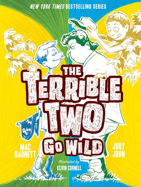 Terrible Two Go Wild by Mac Barnett