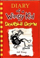 Book Diary Of A Wimpy Kid # 11: Double Down: Double Down by Jeff Kinney