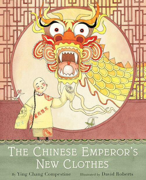 The Chinese Emperor's New Clothes by Ying Compestine