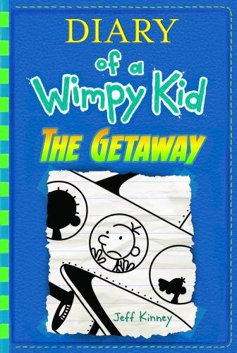 The getaway diary of a wimpy kid book 12 book by jeff kinney the getaway diary of a wimpy kid book 12 by jeff kinney solutioingenieria Gallery