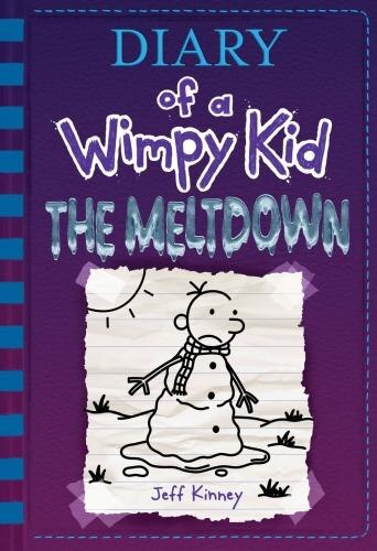The meltdown diary of a wimpy kid book 13 book by jeff kinney the meltdown diary of a wimpy kid book 13 by jeff kinney solutioingenieria Image collections