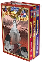 Nathan Hale's Hazardous Tales 3-book Box Set