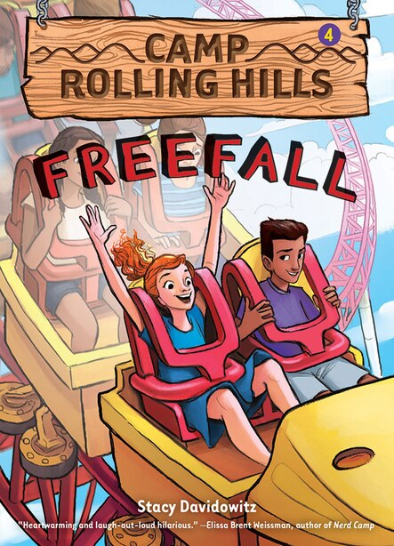 Freefall (camp Rolling Hills #4) by Stacy Davidowitz