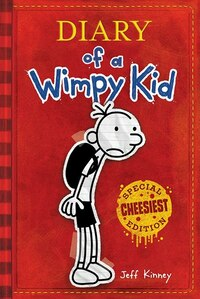 Diary of a Wimpy Kid: Special CHEESIEST Edition INDIGO EXCLUSIVE