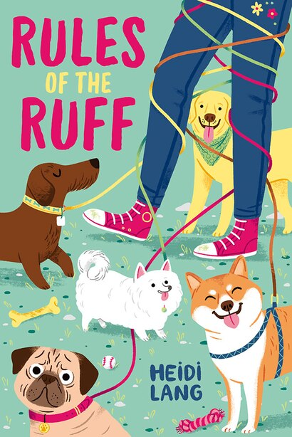 Rules Of The Ruff by Heidi Lang