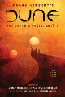 Dune: The Graphic Novel,  Book 1: Dune by FRANK HERBERT