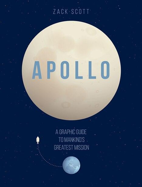 Apollo: A Graphic Guide To Mankind's Greatest Mission by Zack Scott