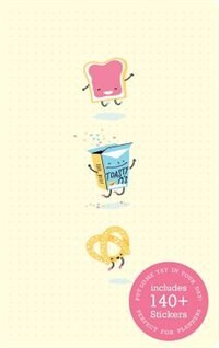 Celebrate Today Journal (Flexibound with Sticker Sheets) by Jessica MacLeish