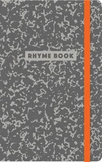 Rhyme Book: A lined notebook with quotes, playlists, and rap stats by Eric Rosenthal