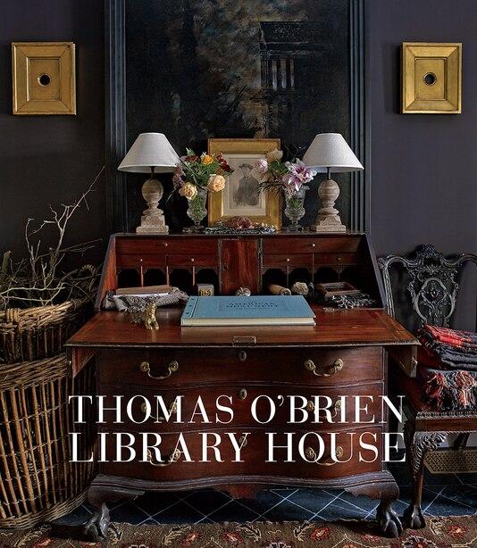 Thomas O'brien: Library House by Thomas O'Brien