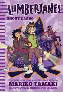 Lumberjanes: Ghost Cabin (lumberjanes #4) by Mariko Boom! Studios
