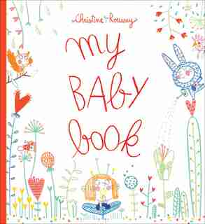 My Baby Book by Christine Roussey