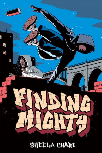 Finding Mighty by Sheela Chari