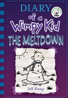The Meltdown (Diary of a Wimpy Kid #13) Indigo Exclusive Edition