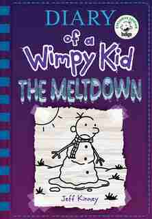 The Meltdown (Diary of a Wimpy Kid #13) Indigo Exclusive Edition by Jeff Kinney