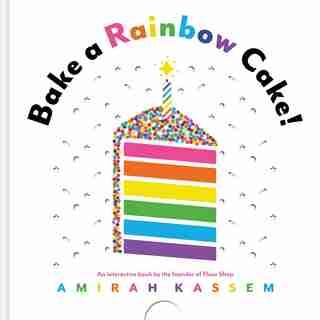 Bake A Rainbow Cake! by Amirah Kassem