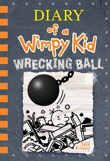 Wrecking Ball (diary Of A Wimpy Kid Book 14) de Jeff Kinney