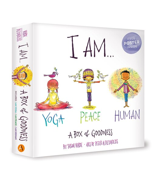 I Am . . . A Box Of Goodness by Susan Verde