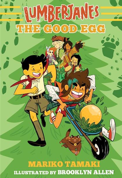 Lumberjanes: The Good Egg (lumberjanes #3) by Mariko Tamaki