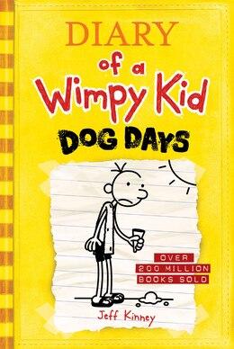 Book Dog Days (diary Of A Wimpy Kid #4) by Jeff Kinney