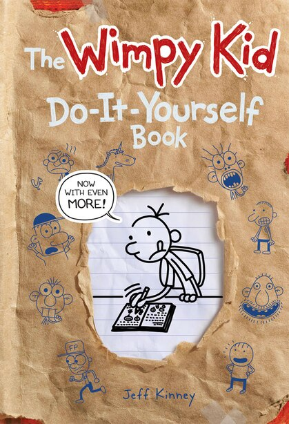 The Wimpy Kid Do-it-yourself Book (revised And Expanded Edition) (diary Of A Wimpy Kid) de Jeff Kinney
