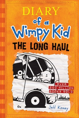 Book The Long Haul (diary Of A Wimpy Kid #9) by Jeff Kinney