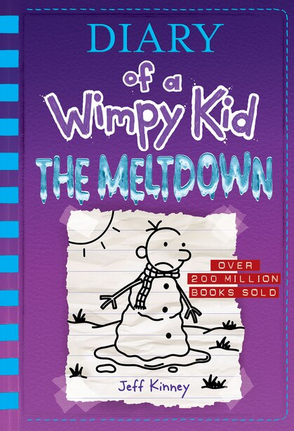The Meltdown (diary Of A Wimpy Kid Book 13) by Jeff Kinney