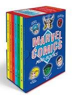 Marvel Comics Mini-books Collectible Boxed Set: A History And Facsimiles Of Marvel's Smallest Comic…