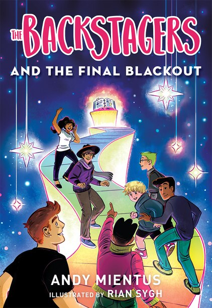 The Backstagers And The Final Blackout (backstagers #3) by Andy Mientus