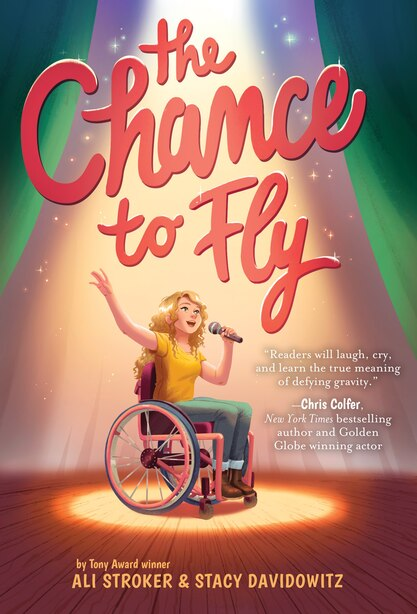 The Chance To Fly by Ali Stroker