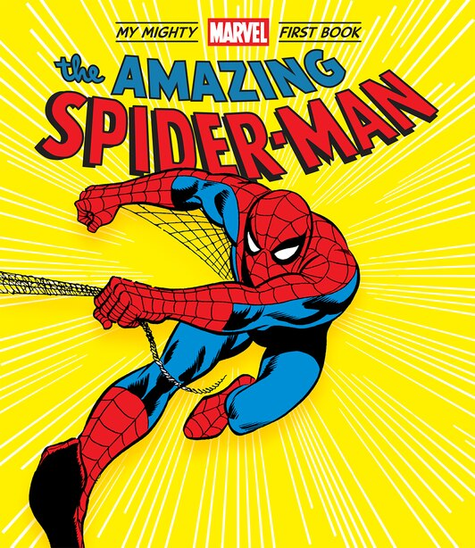 The Amazing Spider-man: My Mighty Marvel First Book by Marvel Entertainment