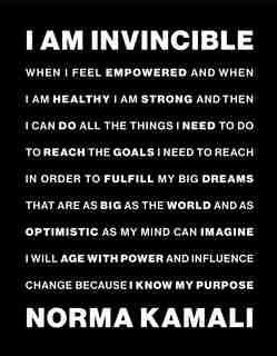 Norma Kamali: I Am Invincible by Norma Kamali