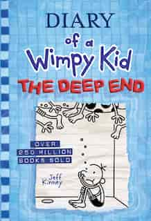 The Deep End (diary Of A Wimpy Kid Book 15) de Jeff Kinney