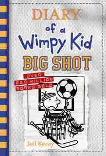 Big Shot (Diary Of A Wimpy Kid Book 16) de Jeff Kinney