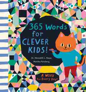 365 Words For Clever Kids! by Meredith L. Rowe